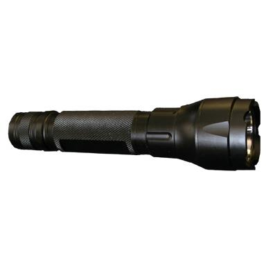 Sniper 5W Rechargeable LED Tactical Torch #1