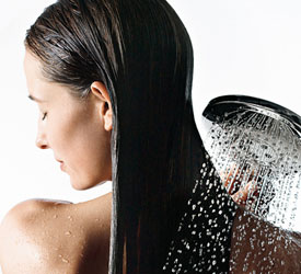 eco-friendly shower heads